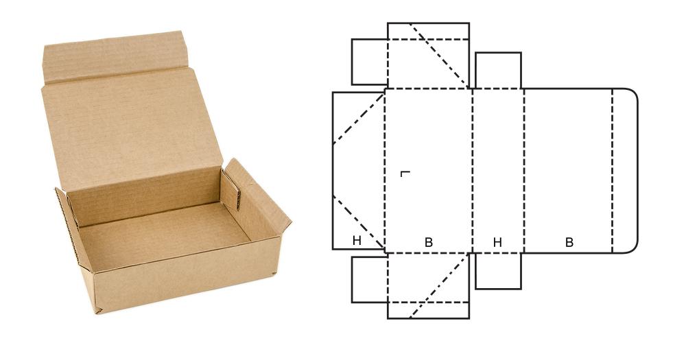 коробка руками подарочная картона большая из своими