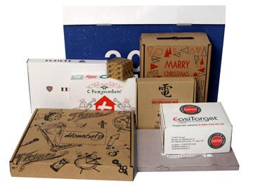 Гурьевская база новогодние упаковки для подарков